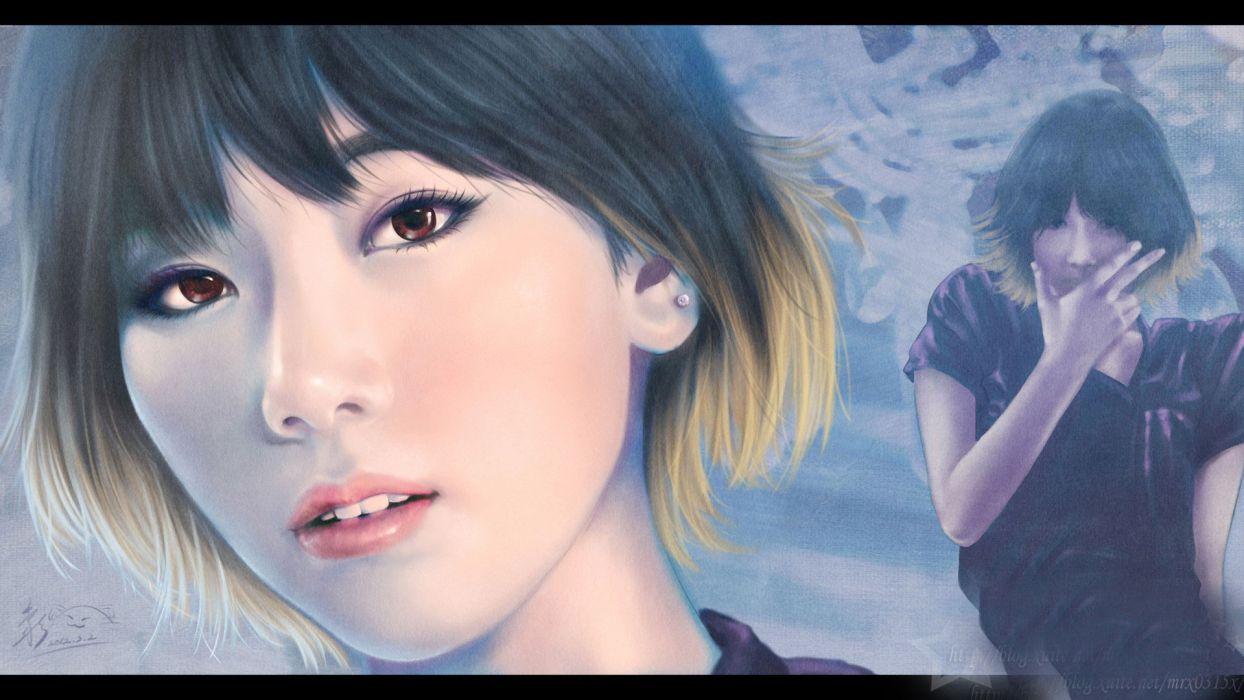 Taeyeon SNSD 2013 wallpaper