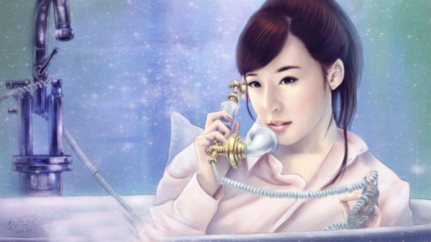Tiffany SNSD 2013 wallpaper