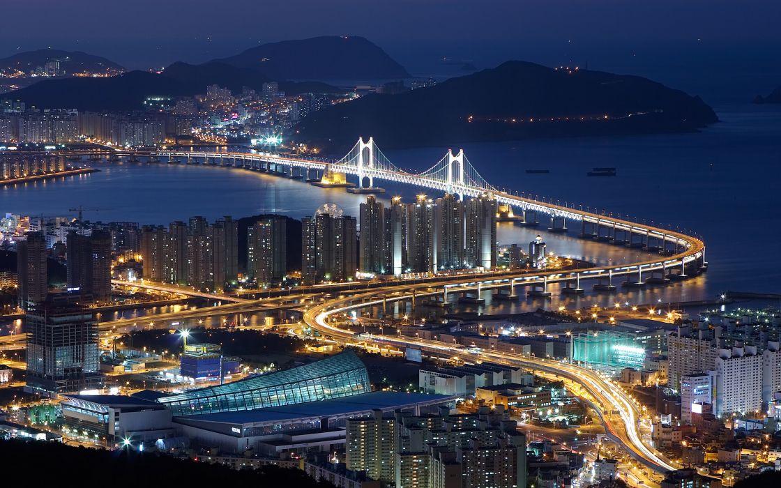 City by Night wallpaper