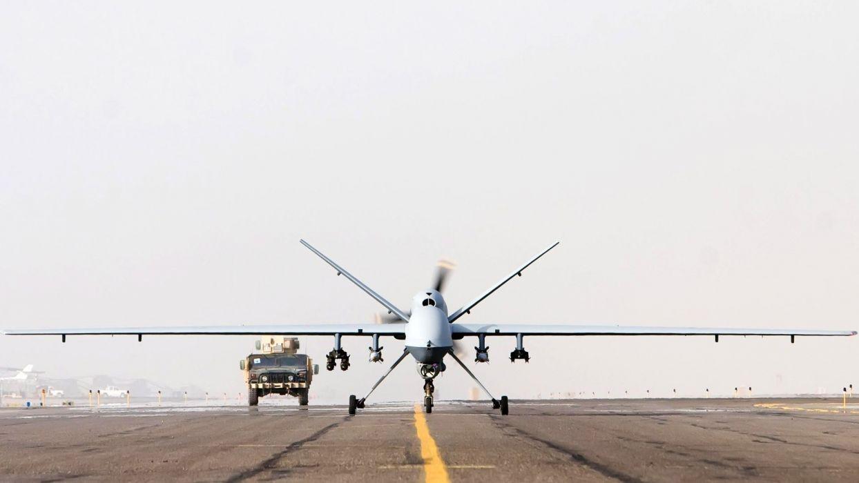 Predator Drone military weapon wallpaper
