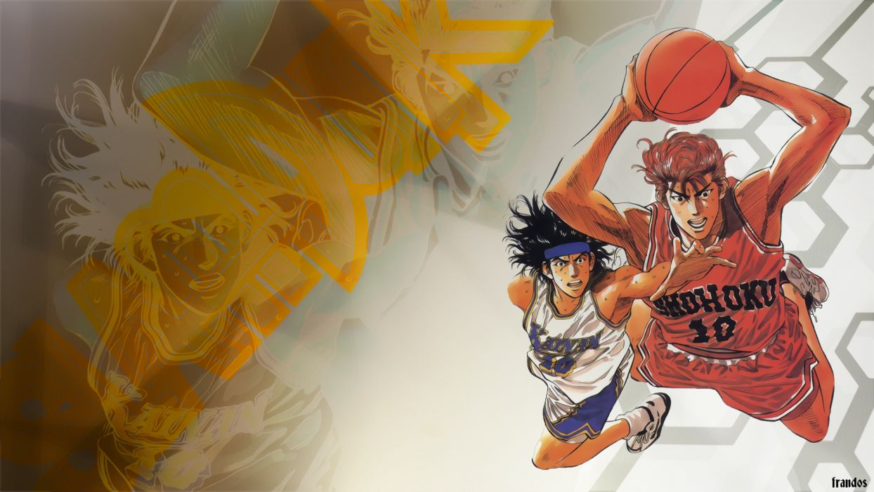 Slam Dunk Series Hanamichi Sakuragi wallpaper