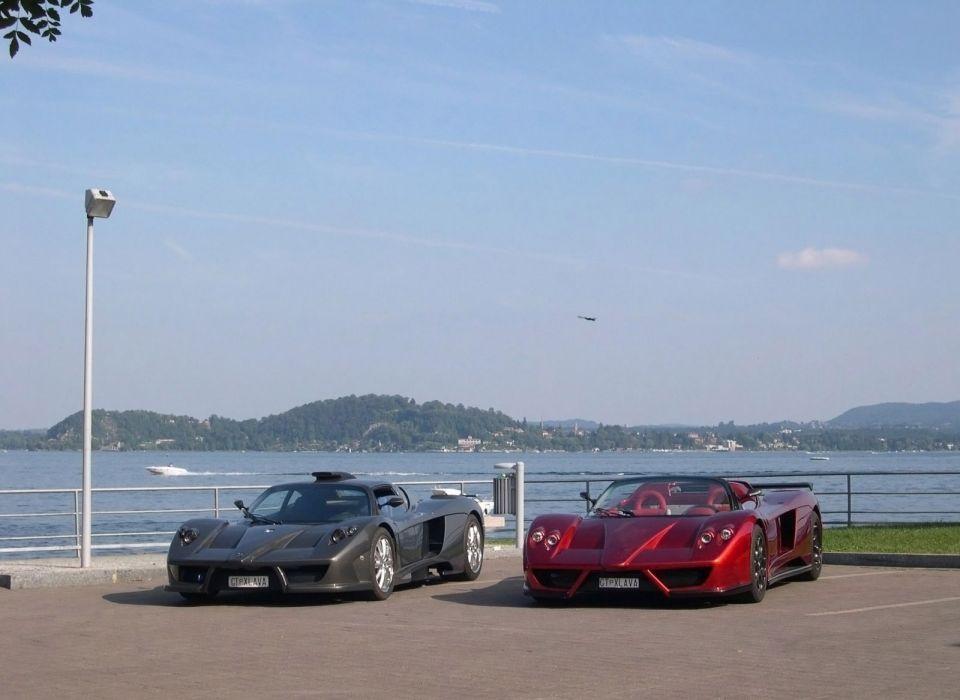 2010 Lavazza GTX-R supercar supercars   r wallpaper