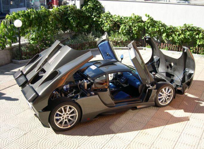 2010 Lavazza GTX-R supercar supercars wallpaper