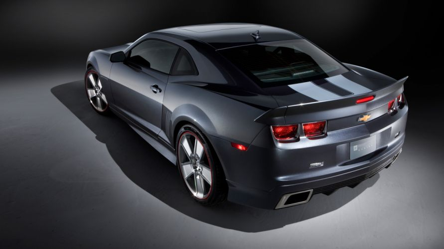 2011 Chevrolet Camaro Synergy muscle multi dual wallpaper