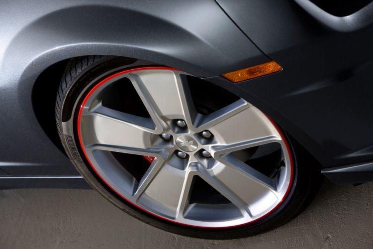 2011 Chevrolet Camaro Synergy muscle wheel wheels wallpaper