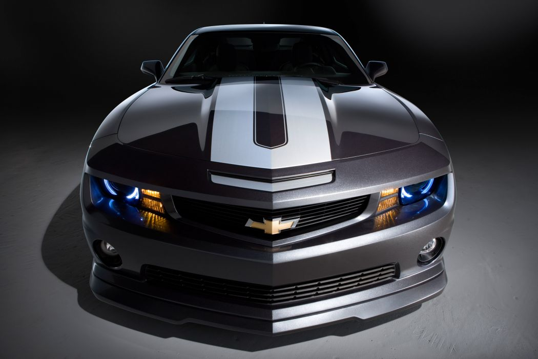 2011 Chevrolet Camaro Synergy muscle wallpaper