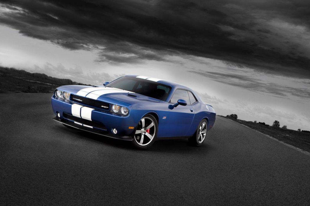 2011 Dodge Challenger SRT8 392 muscle      r wallpaper