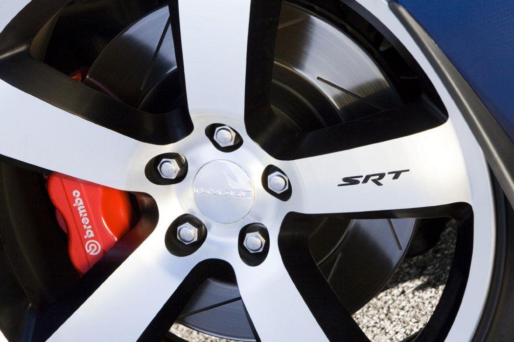 2011 Dodge Challenger SRT8 392 muscle wheel wheels wallpaper