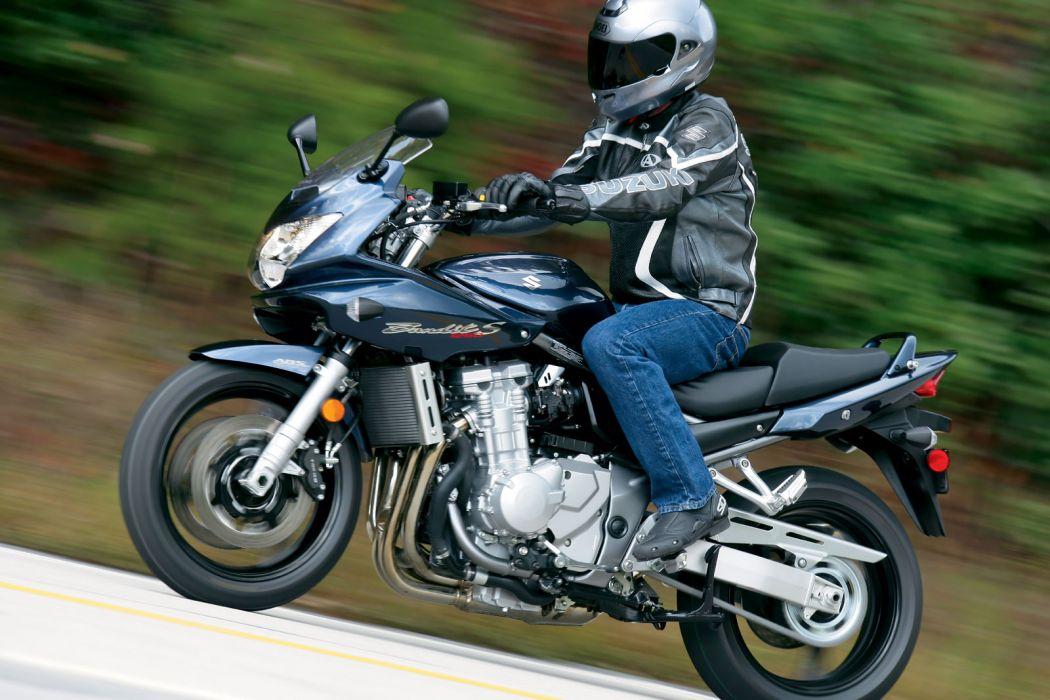 2007 Suzuki Bandit 1250S Wallpaper