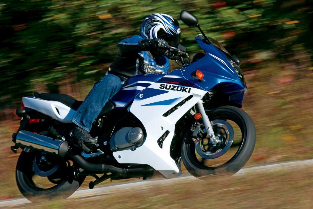 2007 Suzuki GS500F   r wallpaper