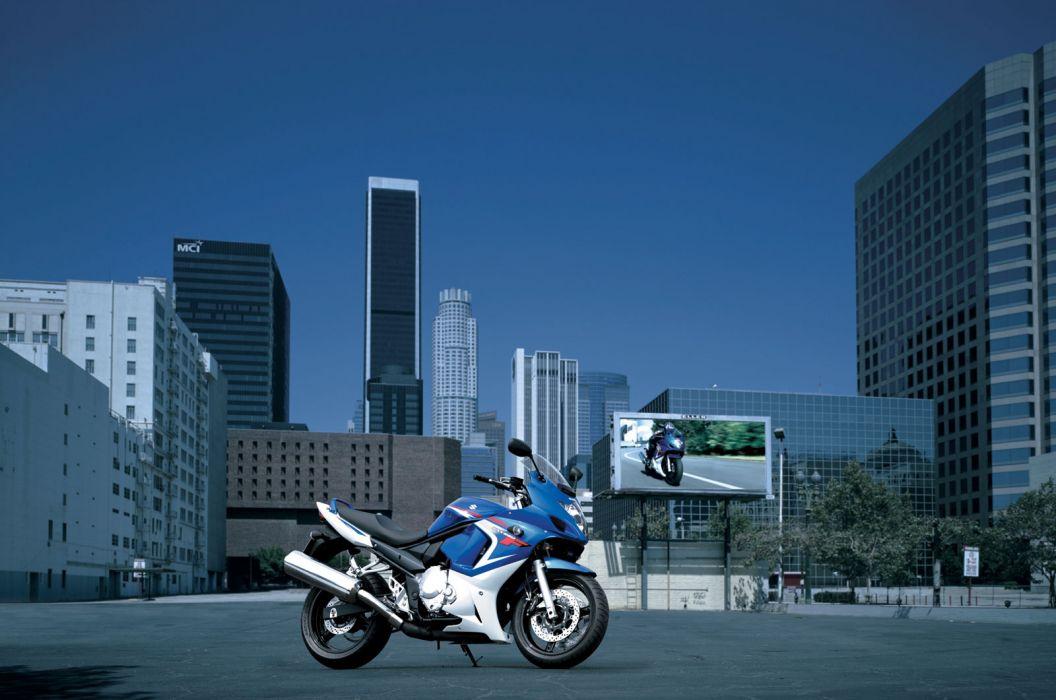 2008 Suzuki GSX650F   r wallpaper