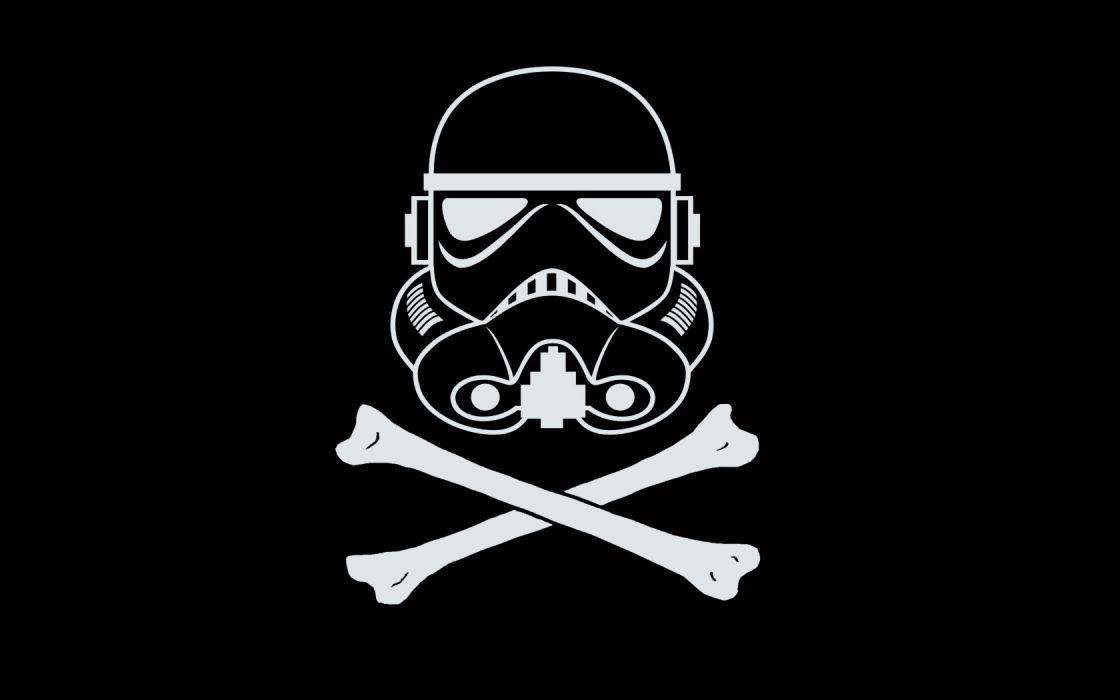 stormtroopers star wars vector wallpaper