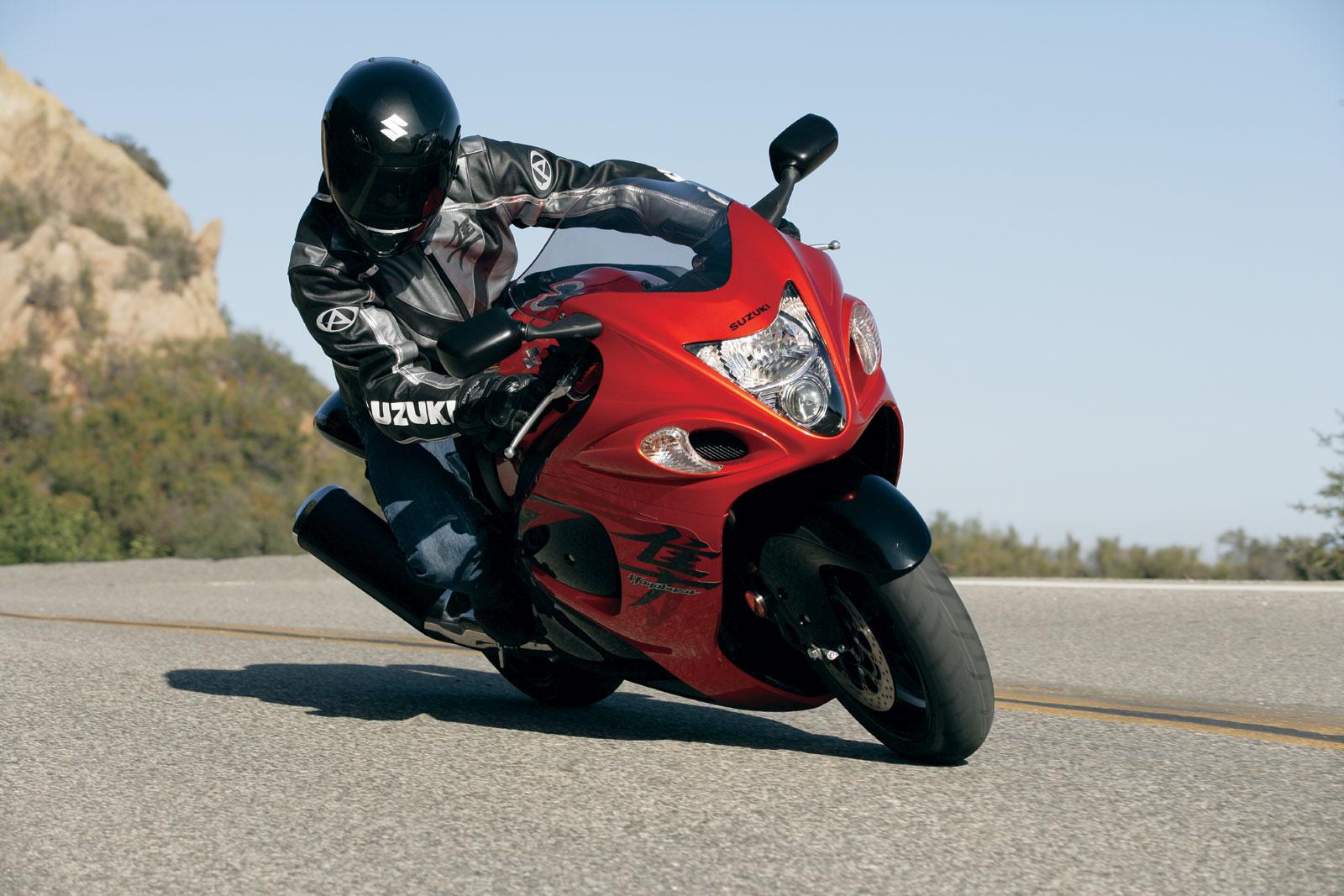 Suzuki Hayabusa Video Download