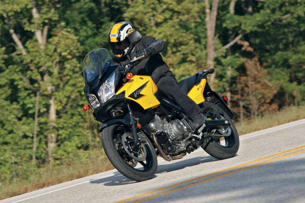 2008 Suzuki V-Strom 650 ABS (DL650A)  r wallpaper