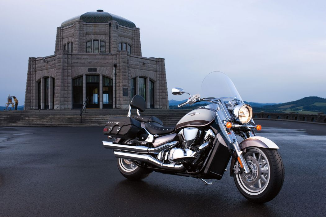 2009 Suzuki Boulevard C109RT   t wallpaper