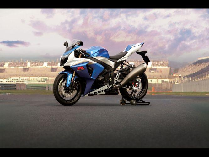 2010 Suzuki GSX-R1000 wallpaper