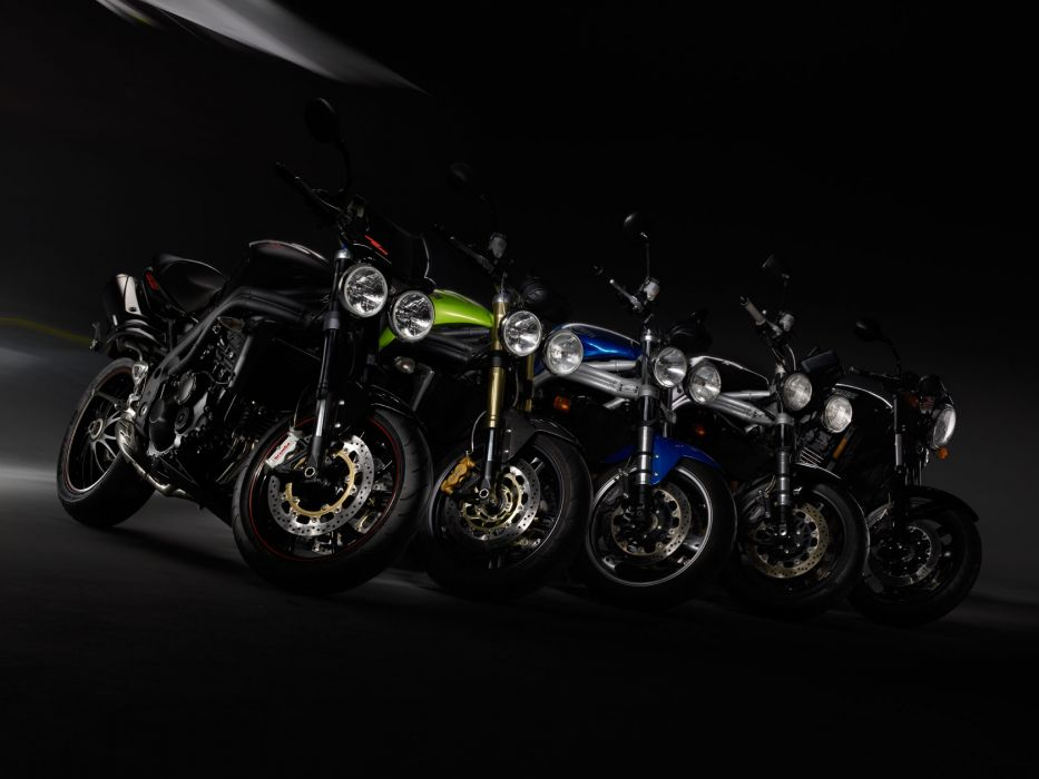 2010 Triumph Speed Triple S-E  r wallpaper