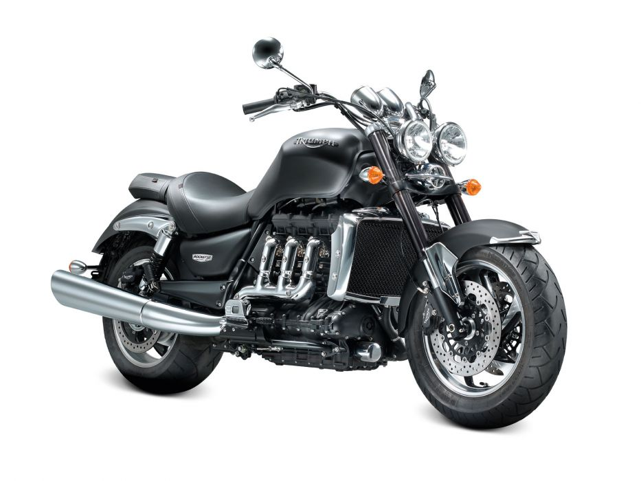 2011 Triumph Rocket III Roadster wallpaper