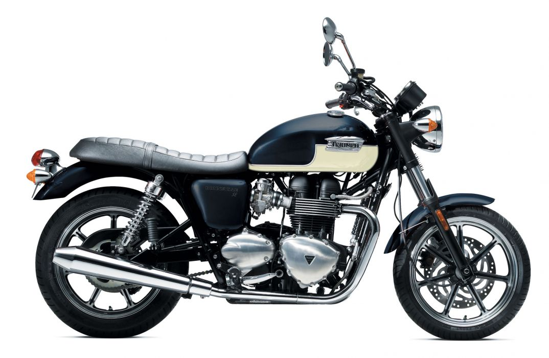 2012 Triumph Bonneville S-E    r wallpaper