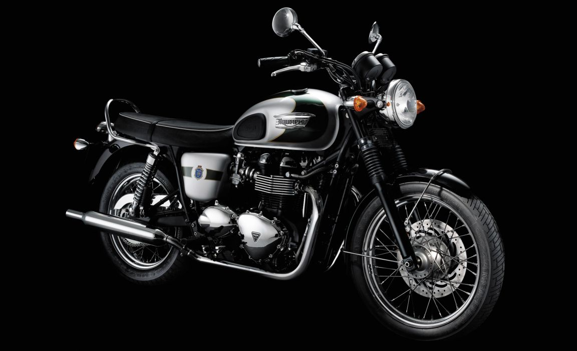 2012 Triumph Bonneville T100 L-E 110th wallpaper