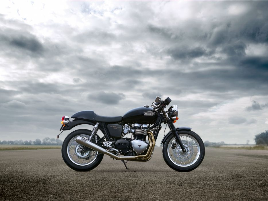 2012 Triumph Thruxton   r wallpaper