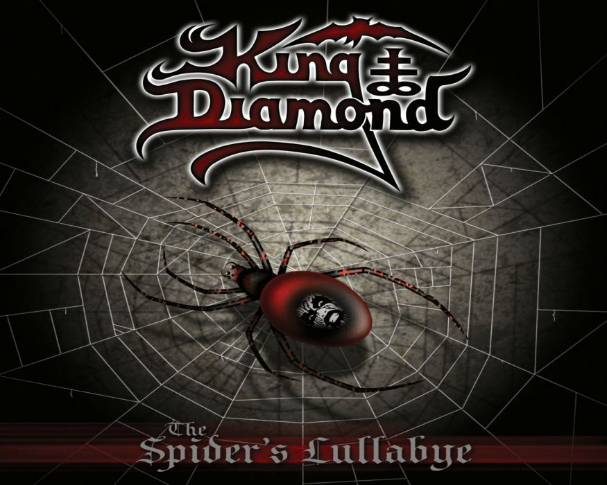 KING DIAMOND heavy metal dark cover       t wallpaper