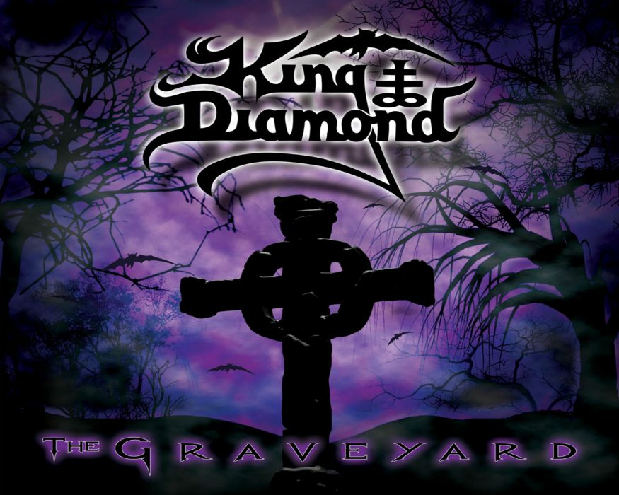 King Diamond Heavy Metal Dark Cover T Wallpaper 1500x1200