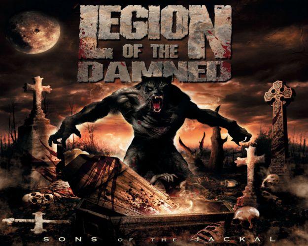 LEGION OF THE DAMNED thrash metal heavy f wallpaper