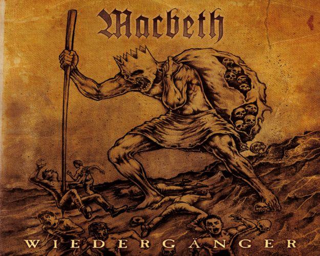 MACBETH thrash metal heavy d wallpaper