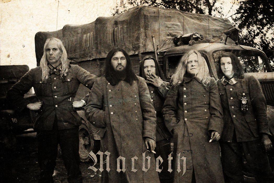 MACBETH thrash metal heavy    r wallpaper