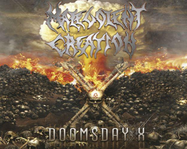 MALEVOLENT CREATION death metal heavy dw wallpaper