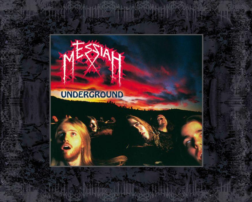 MESSIAH thrash death metal heavy      f wallpaper