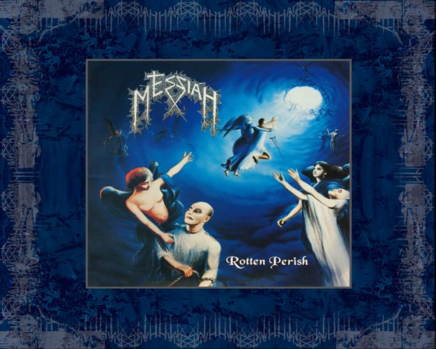 MESSIAH thrash death metal heavy r wallpaper