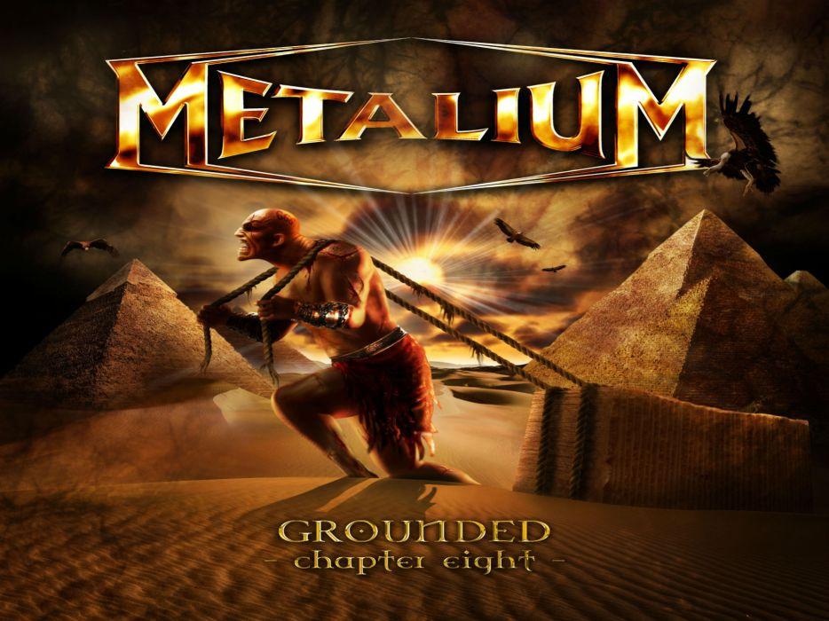 METALIUM heavy metal   g wallpaper