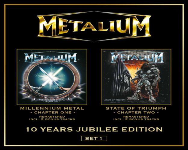 METALIUM heavy metal poster posters wallpaper