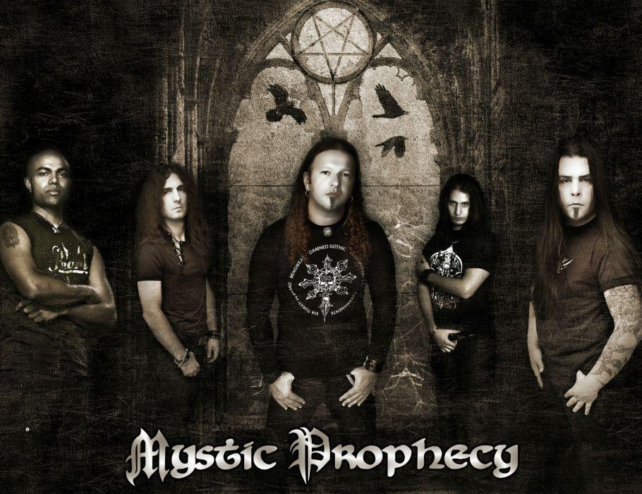 MYSTIC PROPHECY power metal heavy         g wallpaper