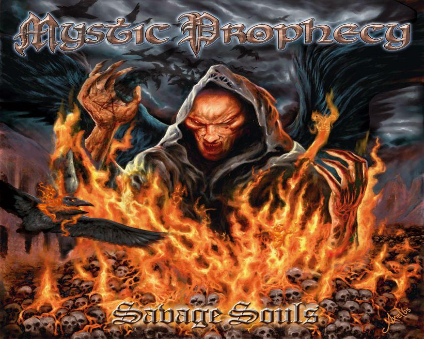 MYSTIC PROPHECY power metal heavy      r wallpaper