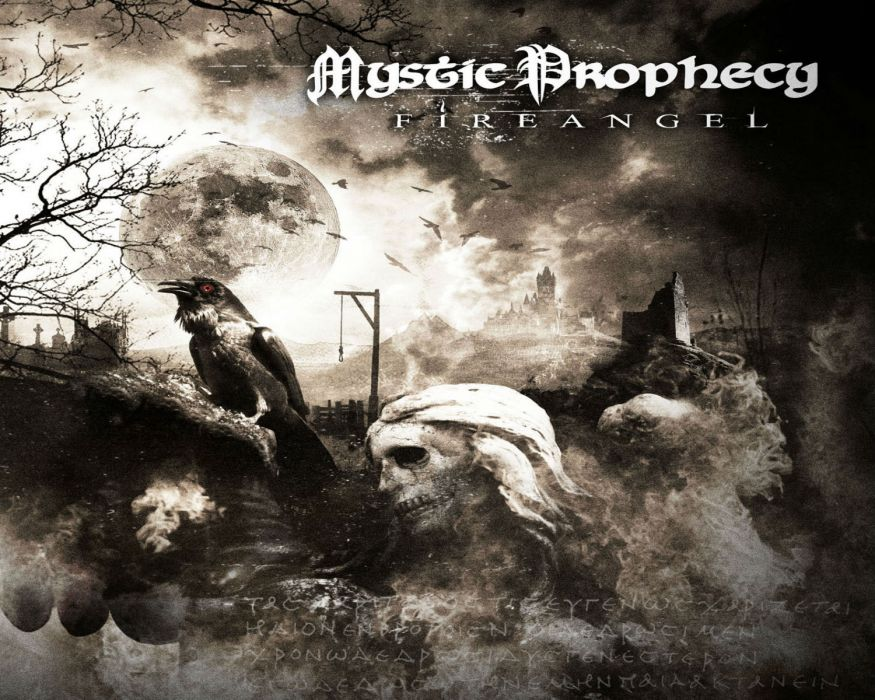 MYSTIC PROPHECY power metal heavy      re wallpaper