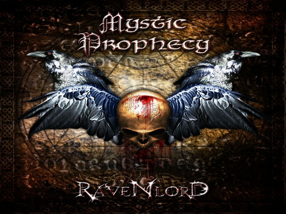 MYSTIC PROPHECY power metal heavy wallpaper