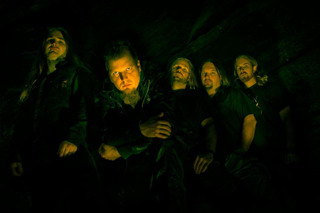 ONE MAN ARMY & THE UNDEAD QUARTET thrash death metal heavy e wallpaper