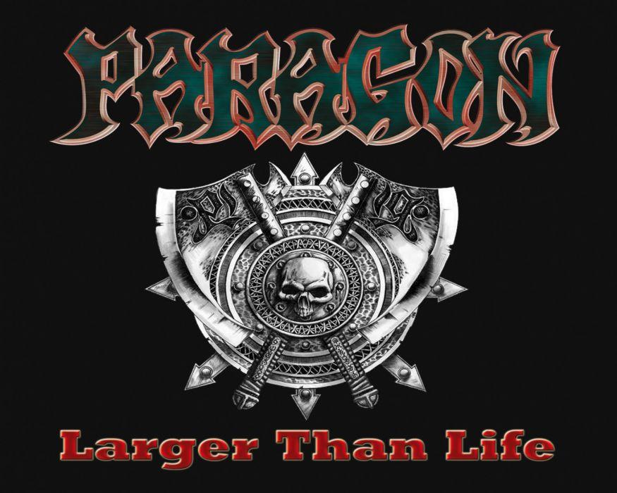 PARAGON heavy metal    f wallpaper