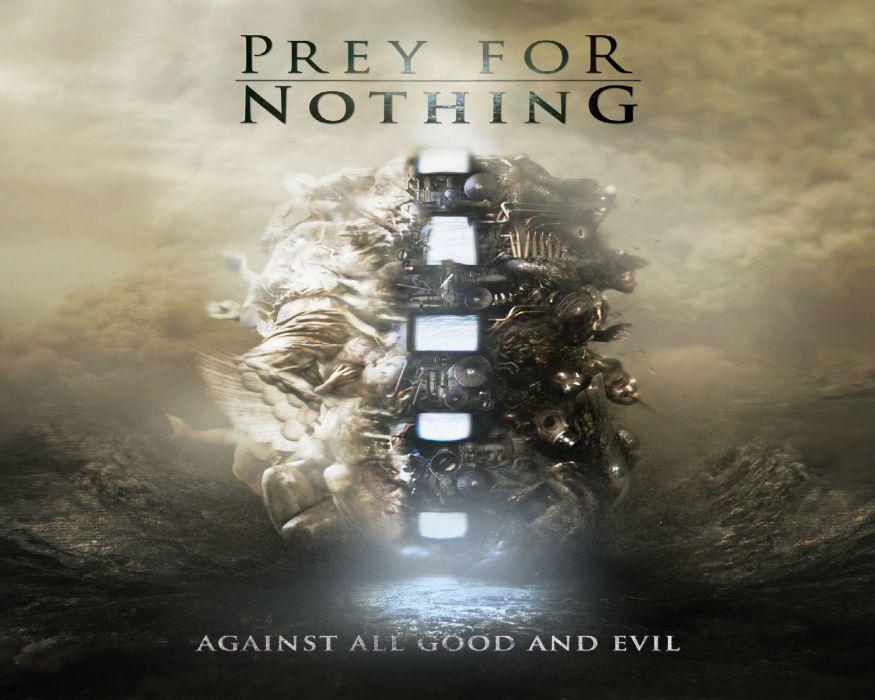 PRey FoR NoThINg Progressive Melodic Death Metal heavy  f wallpaper