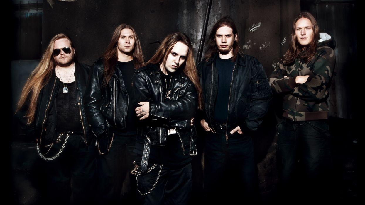 CHILDREN OF BODOM heavy metal     z wallpaper