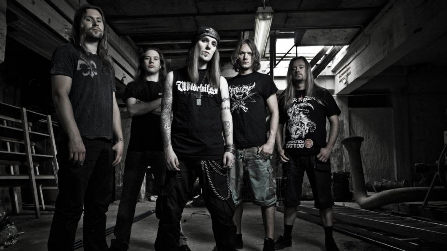CHILDREN OF BODOM heavy metal g wallpaper