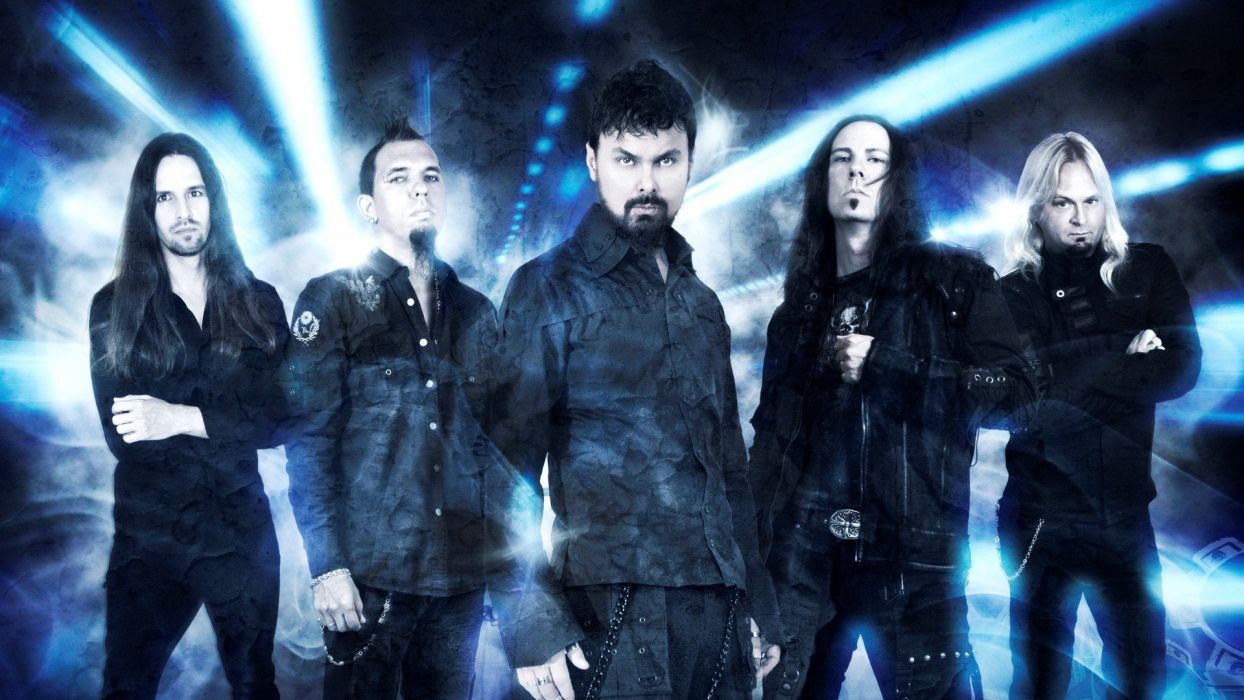 KAMELOT Power progressive metal heavy wallpaper