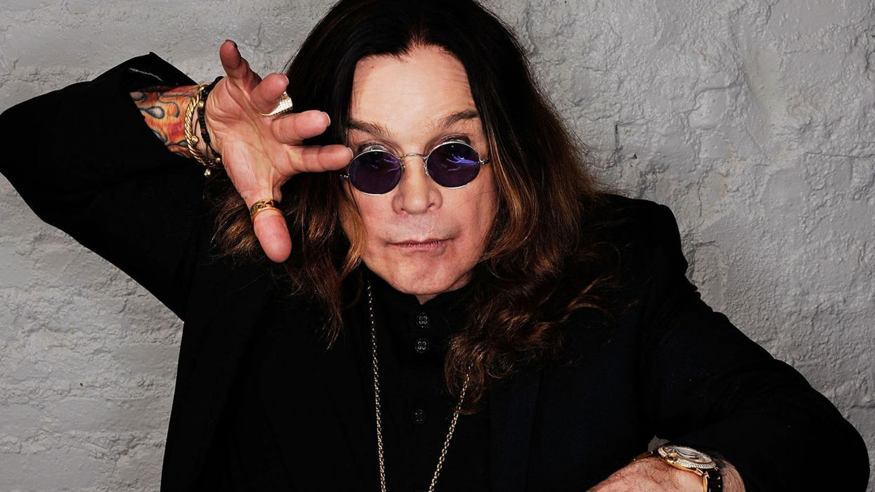 OZZY OSBOURNE heavy metal    f wallpaper