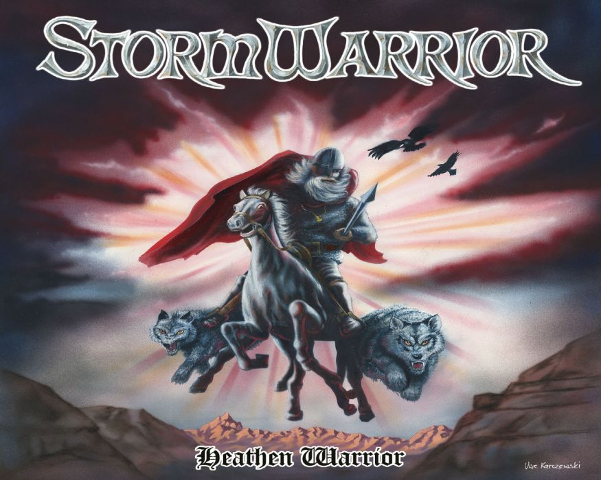 STORMWARRIOR heavy metal    g wallpaper