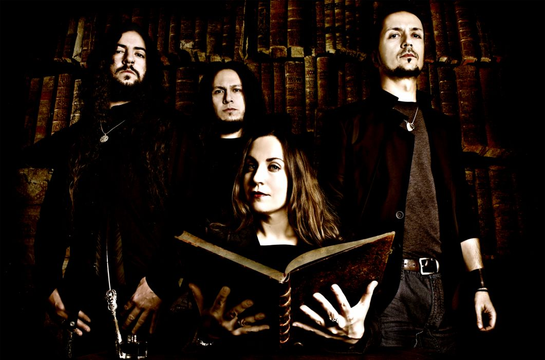 TEARS OF MARTYR symphonic gothic metal heavy   f wallpaper