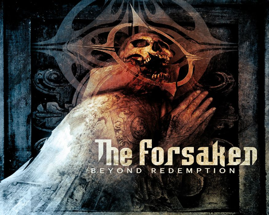 THE FORSAKEN death metal heavy     f wallpaper