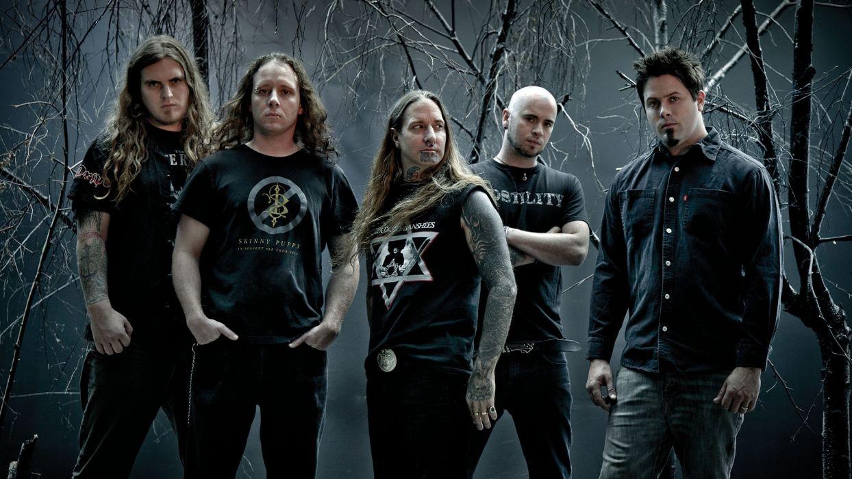 DEVILDRIVER melodic death metal heavy     g wallpaper